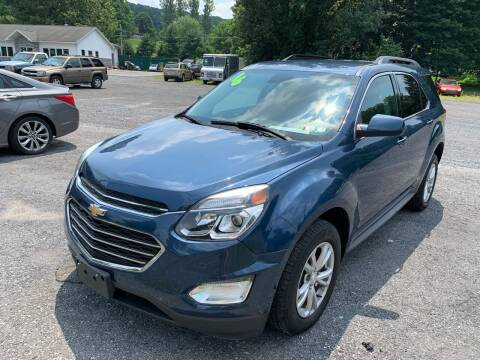2016 Chevrolet Equinox for sale at walts auto in Cherryville PA