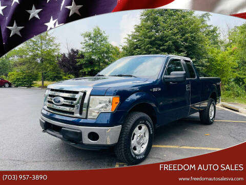 2012 Ford F-150 for sale at Freedom Auto Sales in Chantilly VA