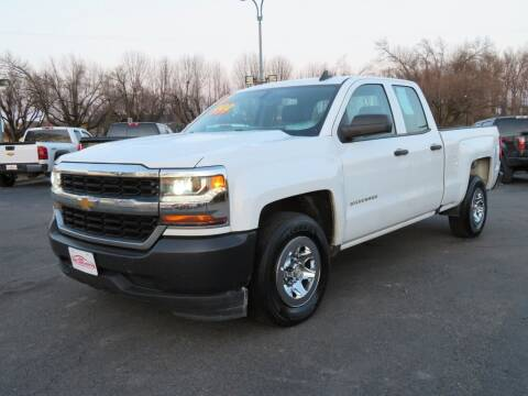 2017 Chevrolet Silverado 1500 for sale at Low Cost Cars North in Whitehall OH