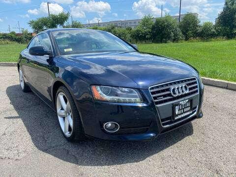 2010 Audi A5 for sale at Pristine Auto Group in Bloomfield NJ