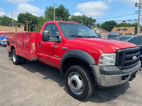 2006 Ford F-450 Super Duty for sale at Windy City Motors in Chicago IL