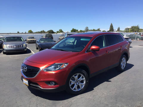 2014 Mazda CX-9 for sale at My Three Sons Auto Sales in Sacramento CA