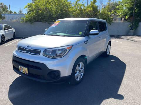 2018 Kia Soul for sale at Used Cars Fresno Inc in Fresno CA
