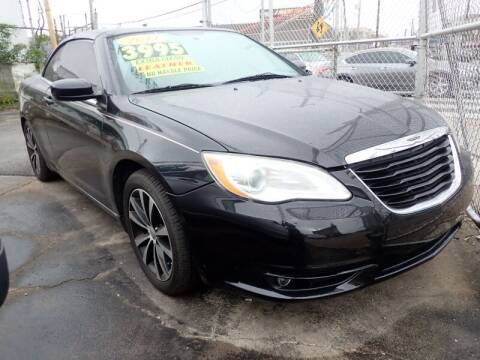 2011 Chrysler 200 Convertible for sale at Dan Kelly & Son Auto Sales in Philadelphia PA