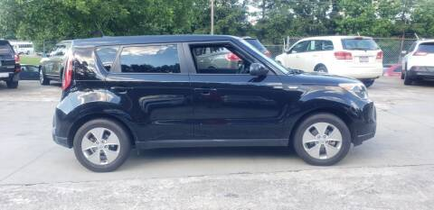 2014 Kia Soul for sale at On The Road Again Auto Sales in Doraville GA