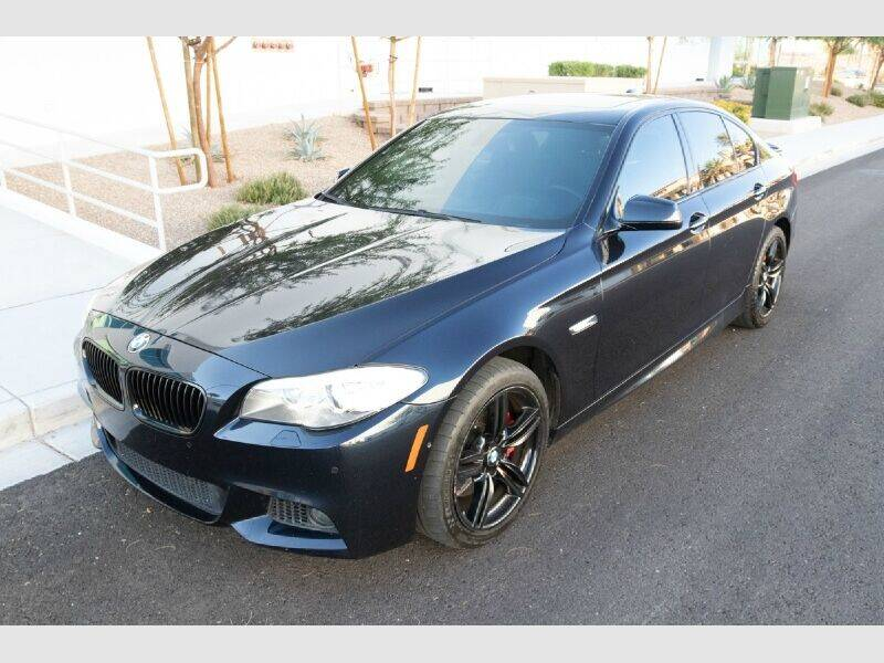 2011 BMW 5 Series for sale at REVEURO in Las Vegas NV