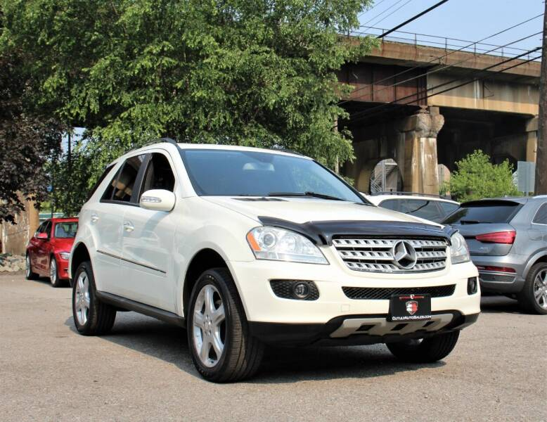 2008 Mercedes-Benz M-Class for sale at Cutuly Auto Sales in Pittsburgh PA