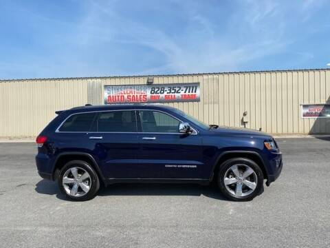 2014 Jeep Grand Cherokee for sale at Stikeleather Auto Sales in Taylorsville NC