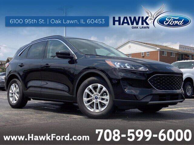 2021 Ford Escape Hybrid for sale in Niles, IL
