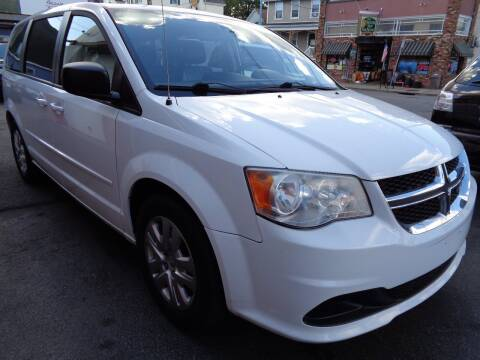 2015 Dodge Grand Caravan for sale at Best Choice Auto Sales Inc in New Bedford MA