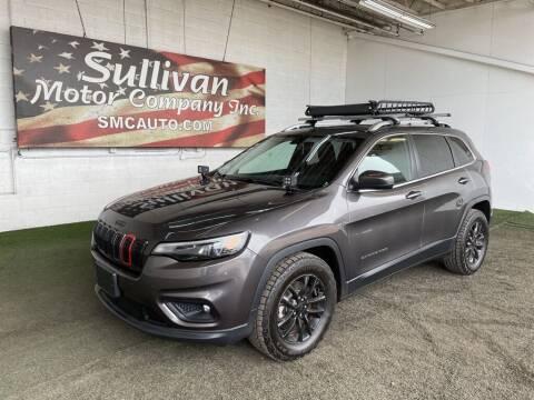 2019 Jeep Cherokee for sale at SULLIVAN MOTOR COMPANY INC. in Mesa AZ