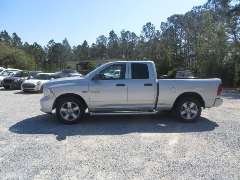 2016 RAM Ram Pickup 1500 for sale at Ward's Motorsports in Pensacola FL