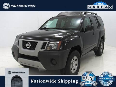 2010 Nissan Xterra for sale at INDY AUTO MAN in Indianapolis IN