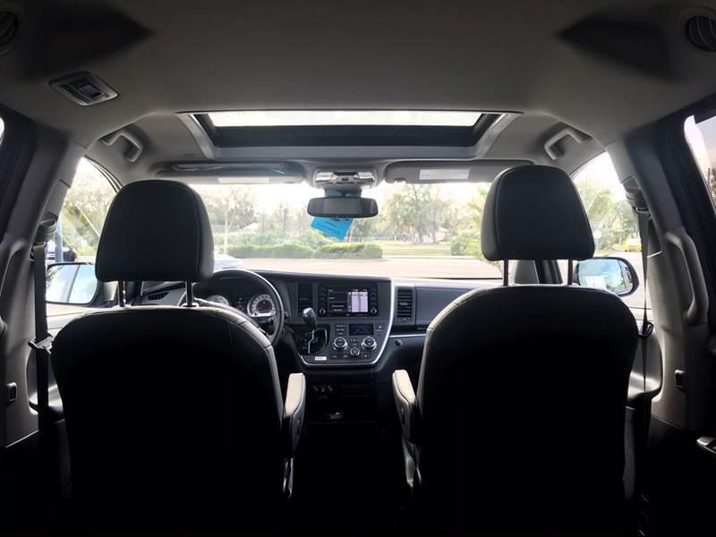2020 Toyota Sienna SE 8-Passenger 4dr Mini-Van - Lakeland FL