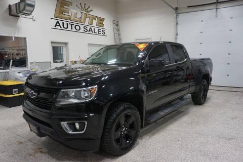 2016 Chevrolet Colorado for sale at Elite Auto Sales in Ammon ID