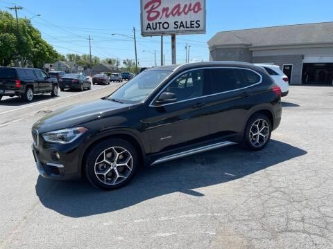 2018 BMW X1 for sale at Bravo Auto Sales in Whitesboro NY