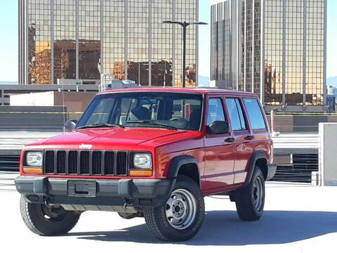 1999 Jeep Cherokee for sale at Pammi Motors in Glendale CO
