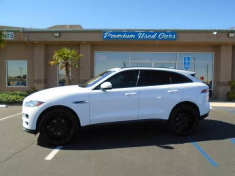 2018 Jaguar F-PACE for sale at Family Auto Sales in Victorville CA