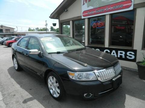 2008 Lincoln MKZ for sale at Martins Auto Sales in Shelbyville KY