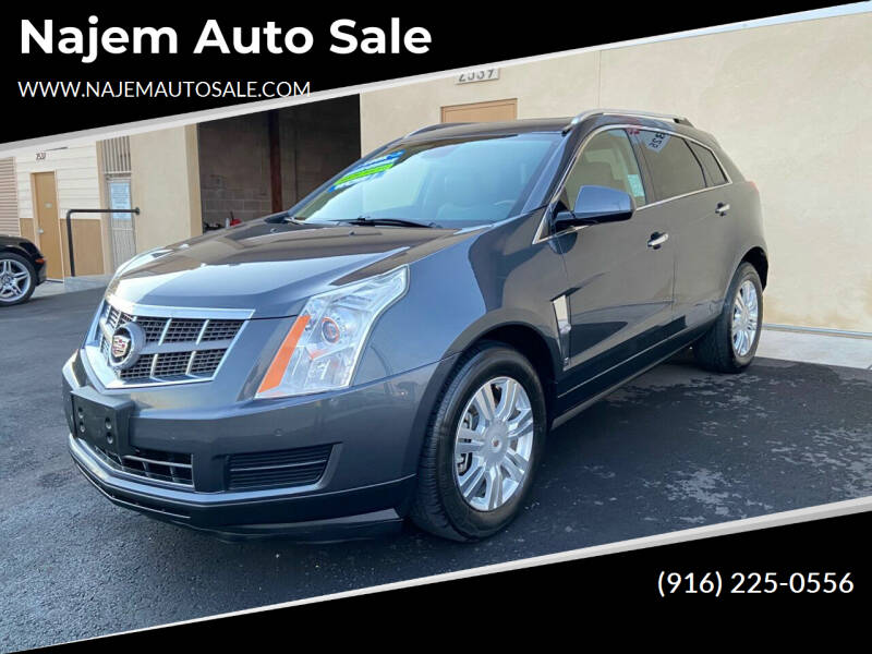 2011 Cadillac SRX for sale at Najem Auto Sale in Sacramento CA