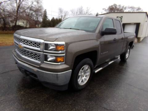 2014 Chevrolet Silverado 1500 for sale at Rose Auto Sales & Motorsports Inc in McHenry IL