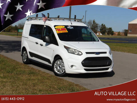 2014 Ford Transit Connect Cargo for sale at AUTO VILLAGE LLC in Lebanon TN