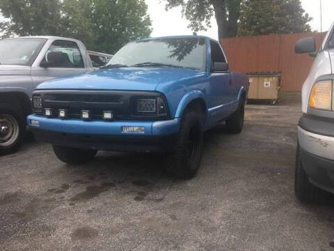 1997 Chevrolet S-10 for sale at Used Car City in Tulsa OK