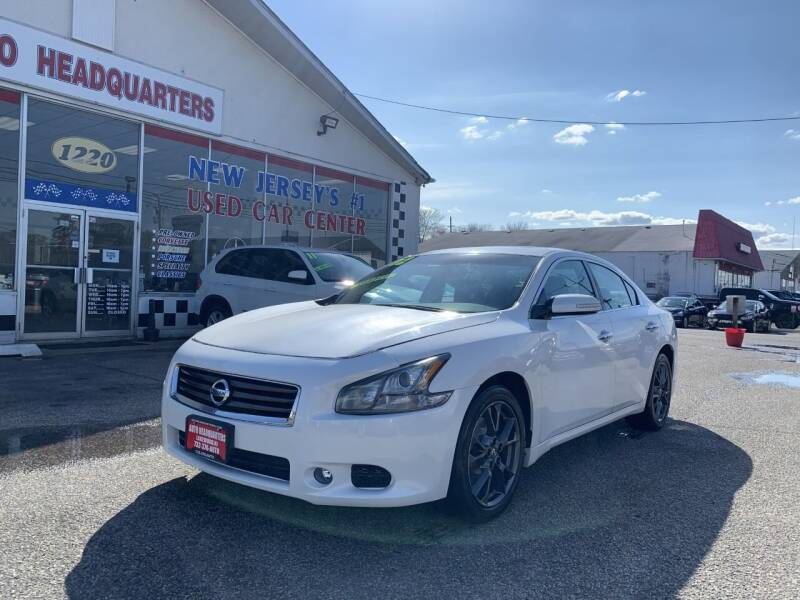 2012 Nissan Maxima for sale at Auto Headquarters in Lakewood NJ