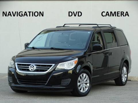 2012 Volkswagen Routan for sale at Chicago Motors Direct in Addison IL