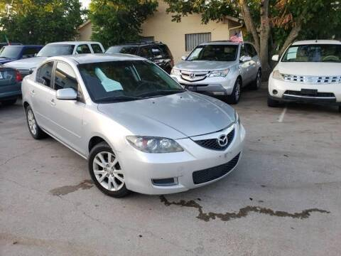 2007 Mazda MAZDA3 for sale at Bad Credit Call Fadi in Dallas TX