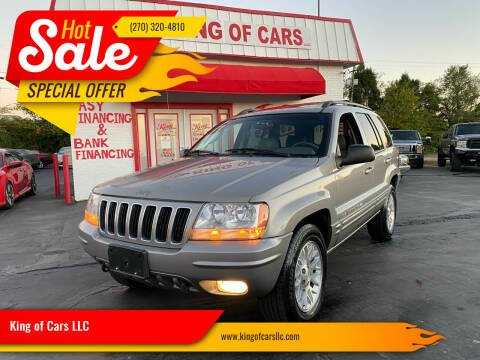 2002 Jeep Grand Cherokee for sale at King of Cars LLC in Bowling Green KY
