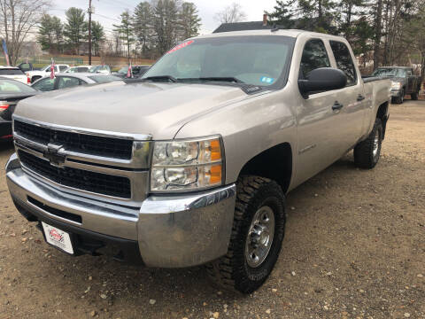2009 Chevrolet Silverado 2500HD for sale at Winner's Circle Auto Sales in Tilton NH