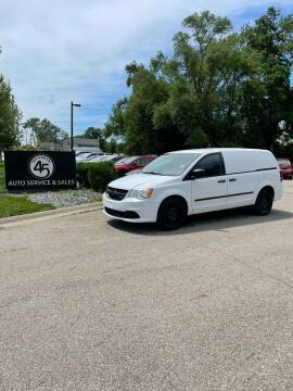2014 RAM C/V for sale at Station 45 Auto Sales Inc in Allendale MI