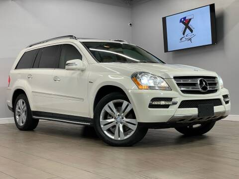 2012 Mercedes-Benz GL-Class for sale at TX Auto Group in Houston TX