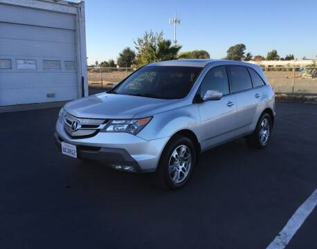 2007 Acura MDX for sale at My Three Sons Auto Sales in Sacramento CA