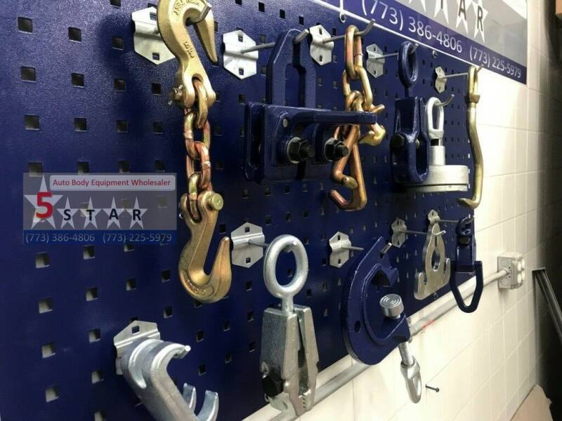 2020 11 PIECE TOOLS AND CLAMP CHAIN SET FREE SHIPPING for sale at Kamran Auto Exchange Inc in Kenosha WI