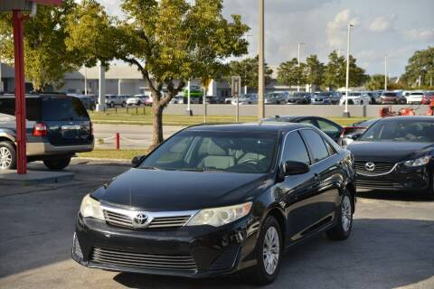 2014 Toyota Camry for sale at Motor Car Concepts II - Apopka Location in Apopka FL