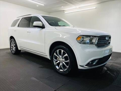2017 Dodge Durango for sale at Champagne Motor Car Company in Willimantic CT