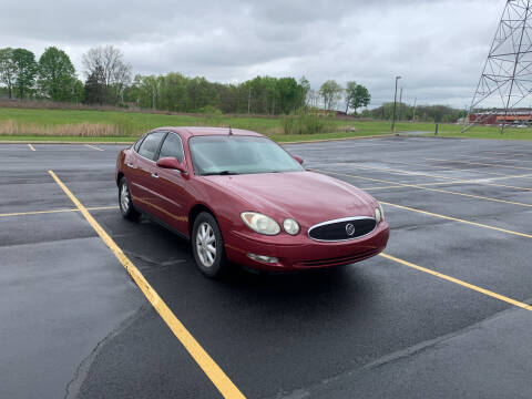 2005 Buick LaCrosse for sale at Quality Motors Inc in Indianapolis IN