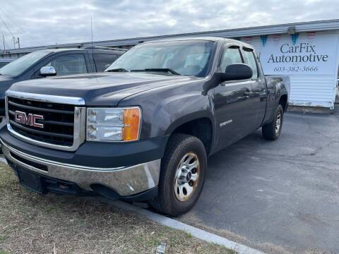 2010 GMC Sierra 1500 for sale at Plaistow Auto Group in Plaistow NH