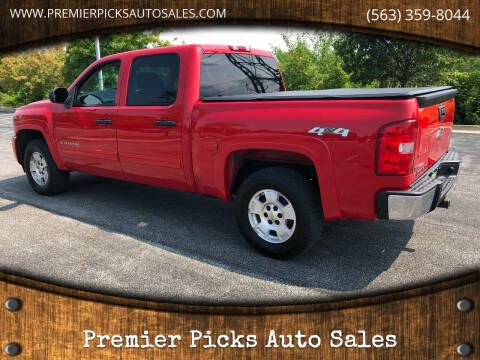 2011 Chevrolet Silverado 1500 for sale at Premier Picks Auto Sales in Bettendorf IA