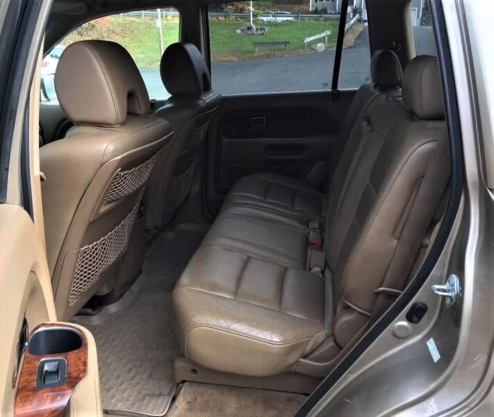 2006 Honda Pilot EX-L 4dr SUV 4WD - Acton MA