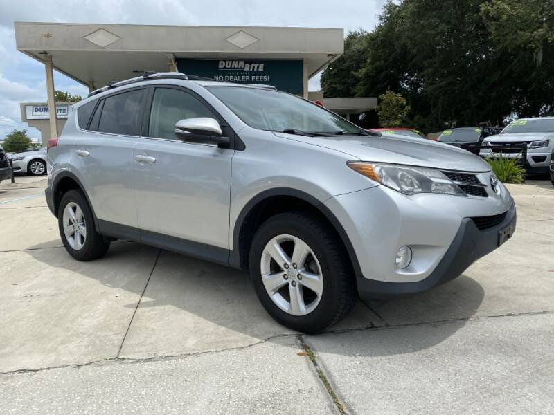 2013 Toyota RAV4 for sale at Dunn-Rite Auto Group in Longwood FL