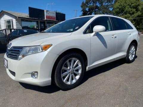2009 Toyota Venza for sale at Universal Auto INC in Salem OR