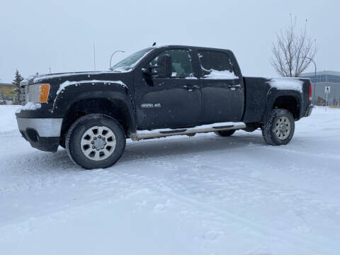 2012 GMC Sierra 3500HD for sale at Truck Buyers in Magrath AB