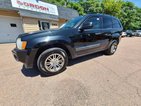 2005 Jeep Grand Cherokee for sale at Gordon Auto Sales LLC in Sioux City IA