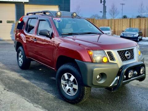 2014 Nissan Xterra for sale at Saugus Auto Mall in Saugus MA