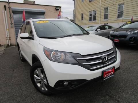 2014 Honda CR-V for sale at Dina Auto Sales in Paterson NJ