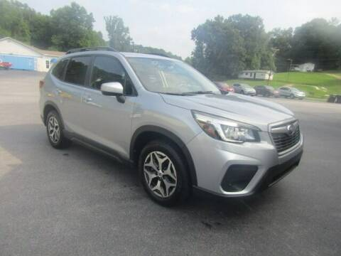 2020 Subaru Forester for sale at Specialty Car Company in North Wilkesboro NC