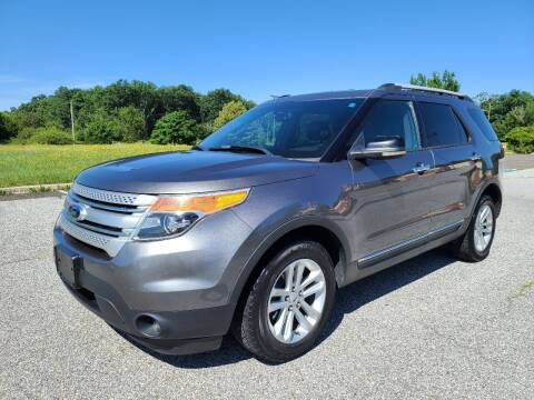 2013 Ford Explorer for sale at Premium Auto Outlet Inc in Sewell NJ
